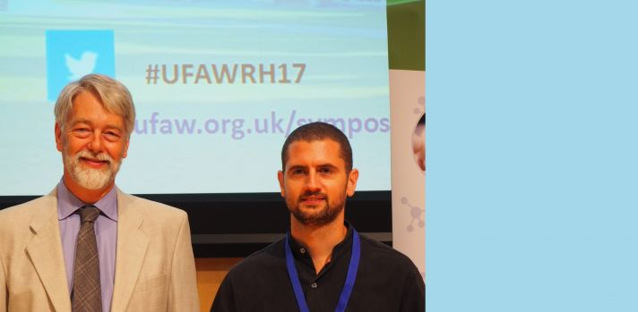 Exceptional young animal welfare scientist recognised