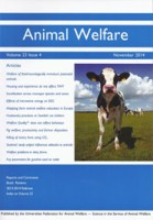 Animal Welfare Journal