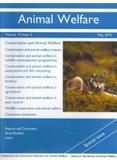 Animal Welfare Special Issue