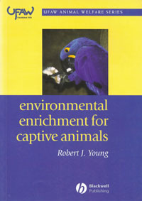 Environmental Enrichment for Captive Animals cover