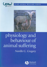 Physiology and Behaviour of Animal Suffering cover