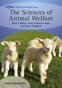 The Sciences of Animal Welfare cover